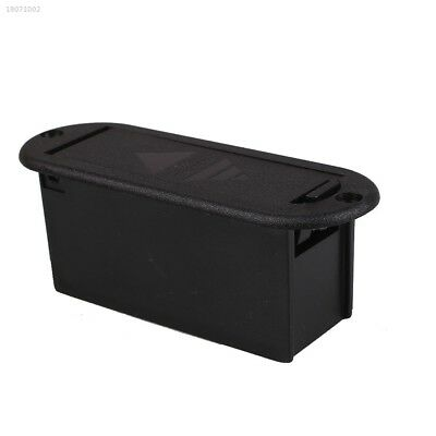 Guitar Bass Active Pickup Battery Cover Box 9Volt For Electric Guitars 8148