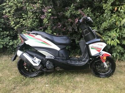 Bargain 16 plate moped 50 cc not sym or peugeot honda LOWS MILES NO RESERVE