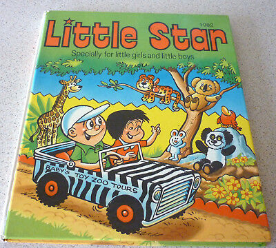 Little Star Annual 1986 - Specially for Little Girls and Little Boys
