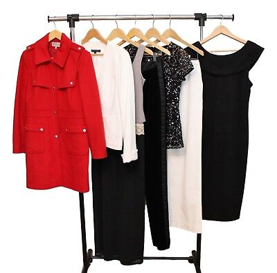 Lot of 7 Pieces Designer Clothing Size 6 Valentino, Michael Kors, Lafayette 148