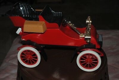 Vintage Jim Beam's 1903 Model A Ford Whiskey Decanter