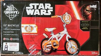 c0bf24c128882 STAR WARS EPVII The Force Awakens 12 Inch Huffy Bicycle Unassembled ...