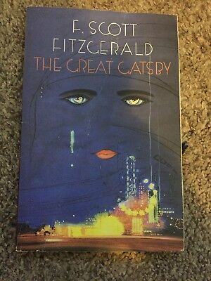 The Great Gatsby  by Fitzgerald, F. Scott