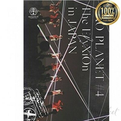 NEW EXO PLANET #4 - The ElyXiOn - in JAPAN [DVD] genuine from JAPAN