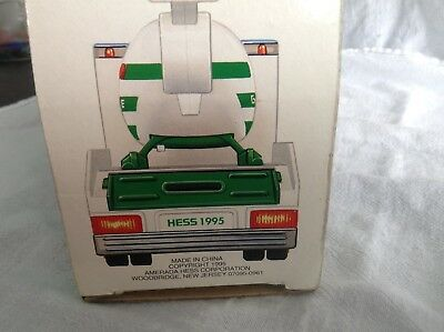 1995 Hess Truck - With Box
