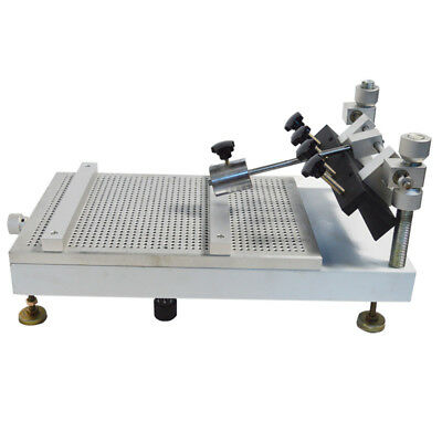 New  Stencil Printer PCB Solder Paste Printing Machine 300x400mm