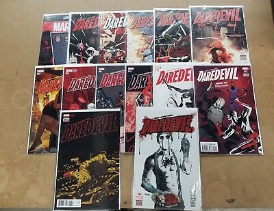 Daredevil By Soule 1-28 + Annual First Prints Marvel Comics Nm Complete Set Run