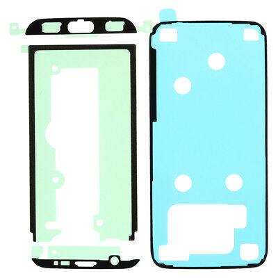 Replacement For Samsung Galaxy S7 Edge Rear Glass Back Battery Cover Adhesive
