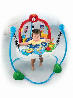 Fisher-Price Laugh Learn Jumperoo
