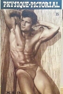 Physique Pictorial volume 11 number 3 gay interest Magazine