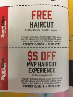 Sport Clips Coupon For Haircut