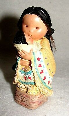 Enesco Friends of the Feather 'Little Pride N' Joy' Figurine - EUC
