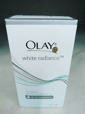 Olay, White Radiance Intensive Whitening Lotion SPF 24 UV Protection 30 ml.