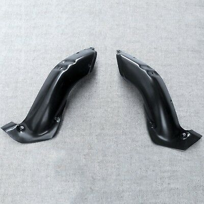 New Black Ram Air Intake Tube Duct Pipe Fit For Honda CBR400RR NC29 Motorcycle