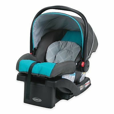 Graco SnugRide Click Connect 30 Infant Car Seat Finch Newborn Baby Car Safety