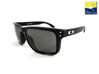 8067b21693f98 Oakley Holbrook XL 9417 01 0159 Grey Sports Surfing Racing Cycling  Sunglasses