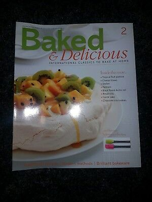 Baked and Delicious Magazine, Issue 2