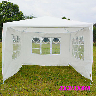 Pop Up Or Not  Pop Up Gazebo Marquee Garden Party Wedding Camping BBQ Beach Tent