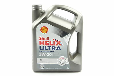 Shell Helix Ultra Professional Motoröl 5Liter AF 5W30 ACEA A5/B5 Ford Land Rover