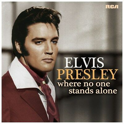 Where No One Stands Alone - Elvis Presley (Album) [CD]