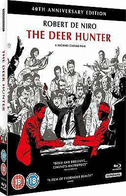 The Deer Hunter (40th Anniversary Edition) [Blu-ray]