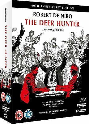 The Deer Hunter (4K Ultra HD + Blu-ray + CD (40th Anniversary Collector's Edit