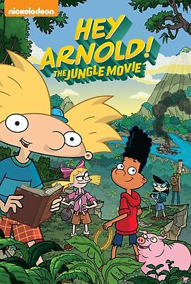 Hey Arnold: The Jungle Movie [DVD]
