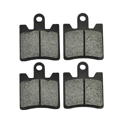 For Suzuki Burgman/Skywave AN250 98-06 AN400 00-06 Front Brake Pads 2 Pairs