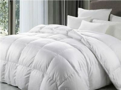 Duck Feather & Down Duvet / Quilt Bedding - All Sizes 13.5 TOG Luxury Quality