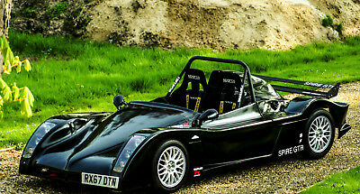 Hayabusa Spire GTR Road Legal Dec 2017 (67 plate) Road and Track race car