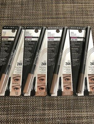 Maybelline Tattoo Studio Brow Tint Pen, You Choose