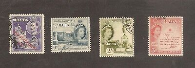 OFFER UK and Colonies Malta Elizabeth / Self Government  Lot Great Britain