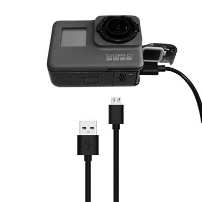 1m USB PC Data Sync Charging Lead Cable for GoPro Hero 7 6 5 Camera Accessories