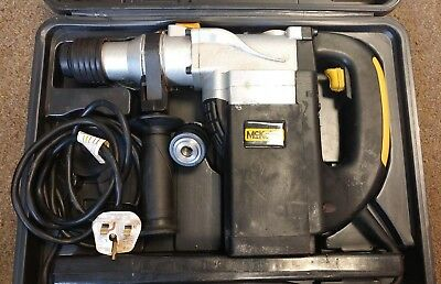 Mckeller Sds Hammer Drill Mckm14 - Used But Fully Working / Free P&p/58718