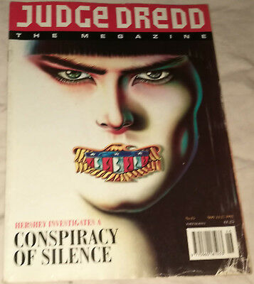 Judge Dredd Megazine - Issue 15 - 14th November 1992 - Comic