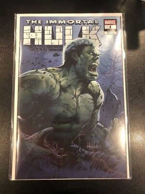The Immortal Hulk #1 Witter Variant Limited 3000
