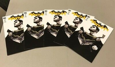 5x BATMAN 50 JOCK FORBIDDEN PLANET/JETPACK COMICS SHARED EXCL VARIANT B Wedding?