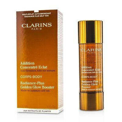 Clarins Radiance-Plus Golden Glow Booster for Body 30ml Sun Care & Bronzers