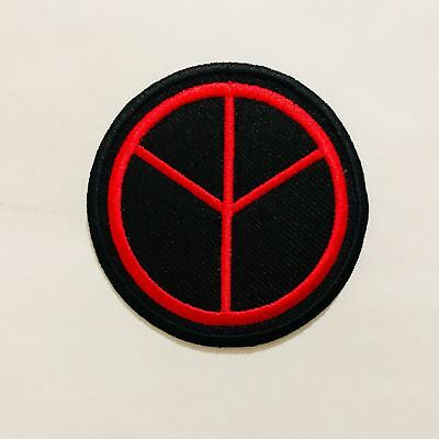 YING YAN SYMBOL EMBROIDERED CLOTH SEW IRON ON PATCH BADGE JACKET T-SHIRT NEW YY1