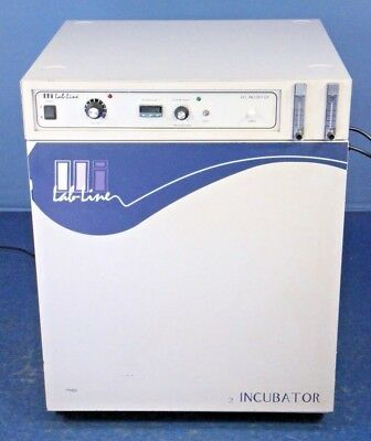 LLI Lab-Line Instruments CO2 Incubator with Warranty!! Tested & Working!!