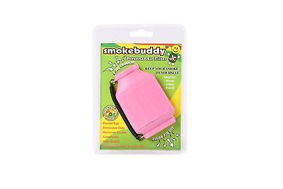Pink Personal Air Filter Smoke Buddy Junior Air Purifier Cleaner Removes Odor