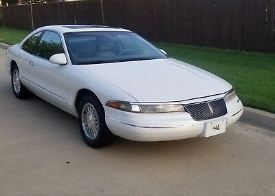 1994 Lincoln Mark Series  2 dr personal luxury coupe