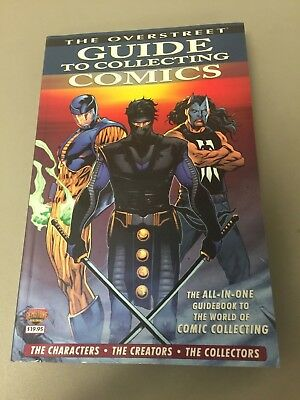 The Overstreet Guide to Collecting Comics (Valiant Cover) 2013 Edition 2nd Print