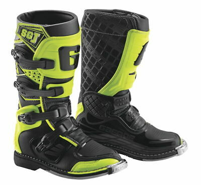 Gaerne Youth SG-J Boots Yellow/Black Size 6