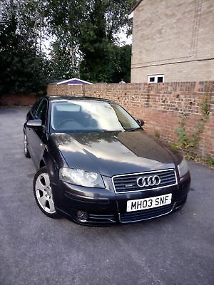 Audi A3 S Line Spares or Repairs 2003