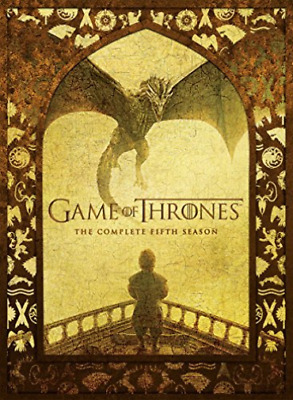 Game Of Thrones: The Complete Fifth Season  DVD NEW