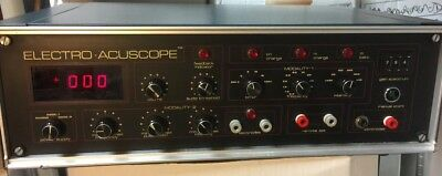 Electro-acuscope 80 micro-current machine, New Batteries, Excellent condition