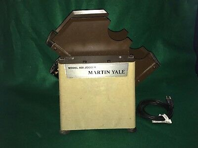 Martin Yale 400 Series Tabletop Jogger
