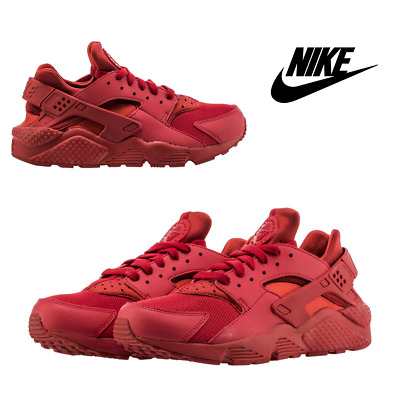 Nike Air Huarache Mens Shoes 318429-660 Tred