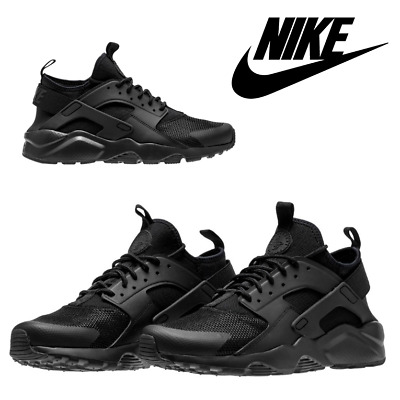 9ab6d2b51e96 NIKE AIR HUARACHE Ultra Mens Shoes 819685-002 Black